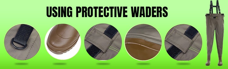 Using-Protective-Waders