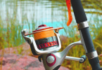Clean Fishing Reels