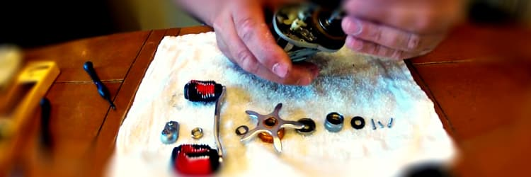 Step-7-Reassembling-the-baitcasting-reel-image