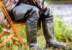 Fishing boots