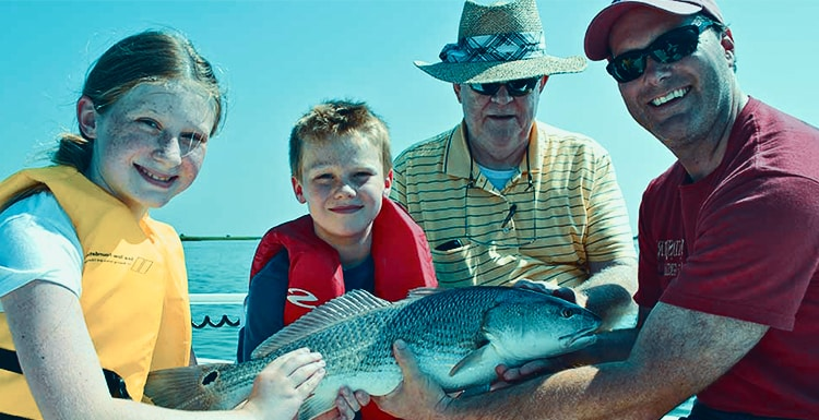 How to get a South Carolina fishing license