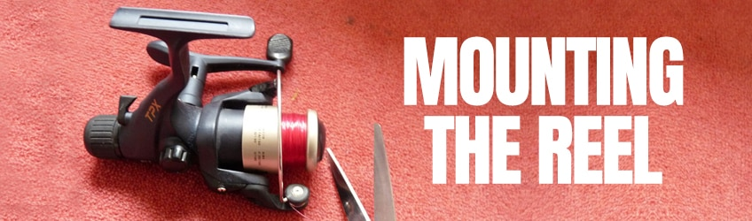 Mounting-the-Reel