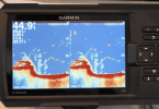 how to read a garmin fish finder