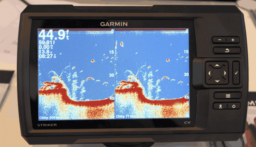 How to Read a Garmin Fish Finder – 5 Easy Steps