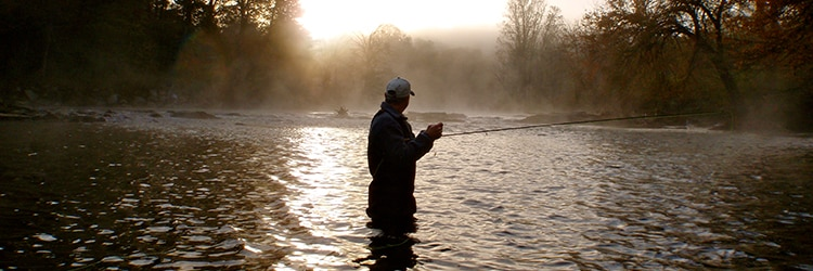 Time of day - Trout fishing tips