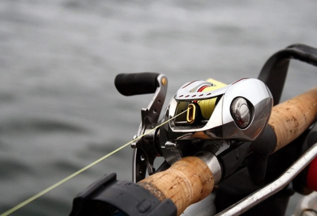 How to Set Up a Fishing Reel