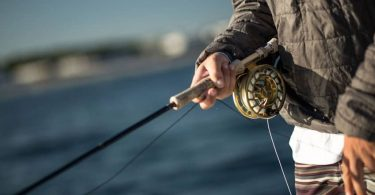 how to spool a fly reel